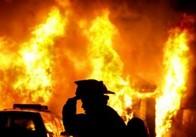 На Житомирщині рятувальники ліквідували пожежу у житловому будинку