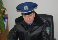 Олександр Миколайович Кравченко призначений начальником управління УДАІ Житомирщини