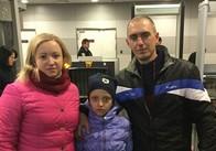 11-річна Валерія Кокіш вилетіла на лікування до Ізраїлю