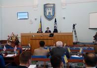 Розпочалось друге пленарне засідання сесії Житомирської міської ради. Секретар прийшла