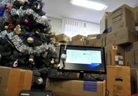 Житомирські школи отримали комп'ютери від китайців. Фото