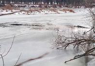 На Житомирщині під кригу провалилась 9-річна дівчинка