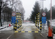 На кордоні з Білоруссю поставили комплекс контролю за ядерними матеріалами. Фото