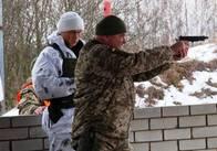 На житомирському полігоні пройшли навчання офіцерів ВДВ. Фото