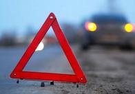 У Житомирській області в ДТП потрапив поліцейський