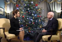 Маккейн в інтерв'ю ТСН: Путін - розбійник і вбивця (Відео)