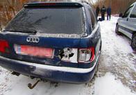 На Житомирщині поліцейські розшукали водія, який травмував пішохода і втік