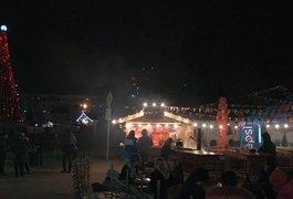 У Житомирі триває різдвяний ярмарок, який три роки тому започаткував Борислав Розенблат