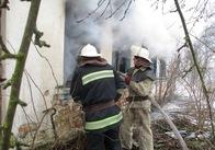 І знову на Житомирщині труп під час пожежі. Фото