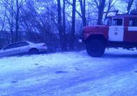За два дні на Житомирщині рятувальники витягли із снігових заметів 140 автомобілів