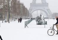 У Європі спостерігається аномально низька температура
