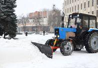 У Житомирі цілодобово чистить сніг 34 одиниці техніки