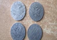 Житомирські прикордонники знайшли у росіянина колекційні монети