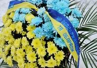 Чиновники Житомира відзначили Корольова черговим покладанням квітів. Фото
