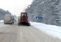 На автодорогах Житомирської області працює 112 одиниць техніки