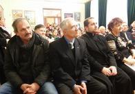 В Українському домі житомиряни почали відзначати День соборності України. Фото. Оновлено