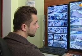У Житомирі система відеоспостереження допомагає розкривати злочини та винуватців ДТП