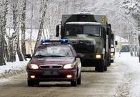 Боротьба з наслідками - на Олевщину відправили Нацгвардію, боротися з бурштиновою лихоманкою. Фото
