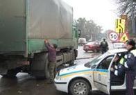 """Житомирською областю """"ганяють"""" вантажі без документів"""