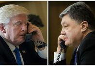 Нові подробиці про розмову Порошенка та Трампа