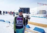 Українська біатлоністка здобула срібну медаль на олімпійському фестивалі