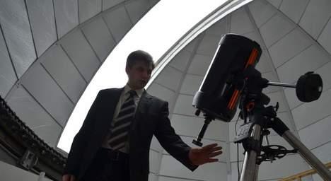 Унікальну в Україні обсерваторію відкрили у Житомирі