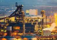 Українська промисловість у січні дала зріст на 5%