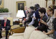 Трамп і американська преса: президента США порівнюють з Єльциним