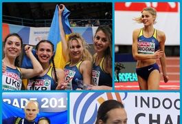Жіноча збірна з легкої атлетики здобула «бронзу» чемпіонату Європи у Сербії