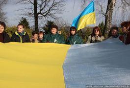 Українці у польській Павлокомі вшанували пам'ять убитих поляками українців