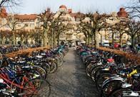 Готель-будинок для велотуристів відкривають у Швеції