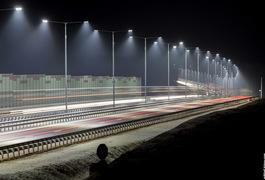 """Фірма """"своїх"""" знову облаштує освітлення ділянки дороги Житомир – Могилів-Подільський"""