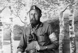 109 років тому народився Тарас Бульба-Боровець