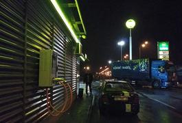 """У Житомирі відкрилися ще дві """"зарядки"""" для електрокарів"""