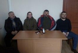 Добровольці Житомира підтримали блокаду торгівлі з окупантами