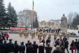 У Житомирі вперше відзначили День добровольця