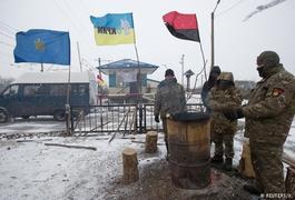 Чи готові українці вийти на масові акції протесту на підтримку блокади Донбасу