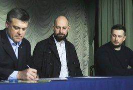 Свобода, Нацкорпус і Правий Сектор об'єдналися для здійснення спільного плану