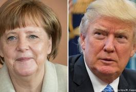 Анґела Меркель під час візиту до Вашингтона спробує загальмувати процес економічної ізоляції США