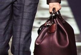 Вибираємо ідеальну чоловічу сумку