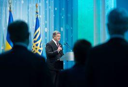 Блокада відштовхне частину Донбасу до Росії, - Порошенко