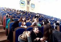 Студенти з 19 вишів України демонструють наукові роботи з підприємництва на Всеукраїнському конкурсі у Житомирі