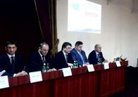 Міністр Жданов у Житомирі подивився як розвивається спорт в ОТГ