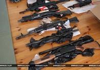 КДБ Білорусі заявляє про затримання 26 «бойовиків» з арсеналом зброї