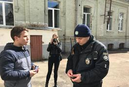 Голова Житомирської обласної організації ветеранів напав на журналіста 24 каналу