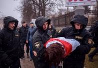 У Білорусі засудили українця за участь у протестах у Мінську