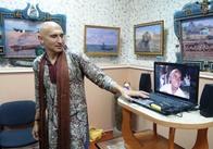 Житомирського художника нагородять відзнакою «За заслуги перед містом» ІІ ступеня