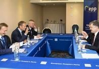 Порошенко і Туск на Мальті висловили сподівання на якнайшвидше запровадження безвізового режиму для України