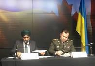 Україна і Канада підписали угоду про оборонну співпрацю — міністр оборони