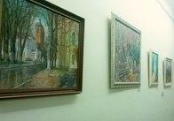 Виставка картин «Весна» у Житомирському художньому салоні